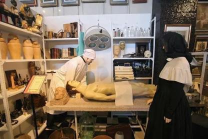 殡葬艺术博物馆展品